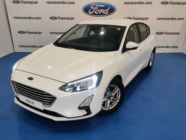 Ford Focus 1.0 Ecoboost 92kW Trend+ nuevo Barcelona